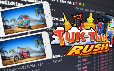 """GAWOONI PLC supports tourism in Thailand with its upcoming game """"Tuk Tuk Rush"""""""