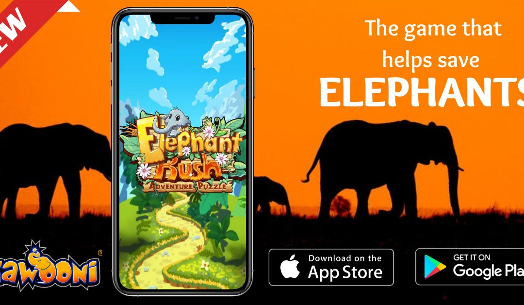 """GAWOONI PLC publishes """"Elephant Rush"""" for smartphones"""